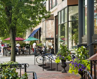 Image of Newbury Street