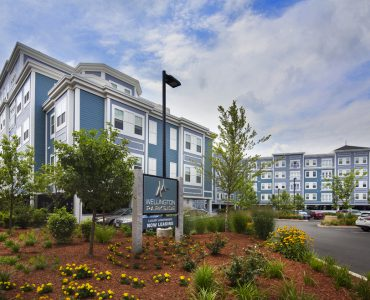 Image of Wellington Parkside Apartments